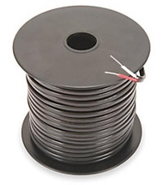 Type J 24 gauge thermocouple wire.  100' spool, ptfe insulation