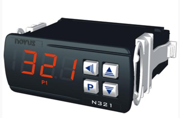Novus N321 single output controller J,K or T input