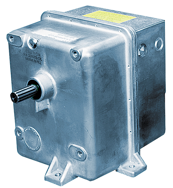 EA71 high torque 90 degree stroke actuator 120V, 60HZ