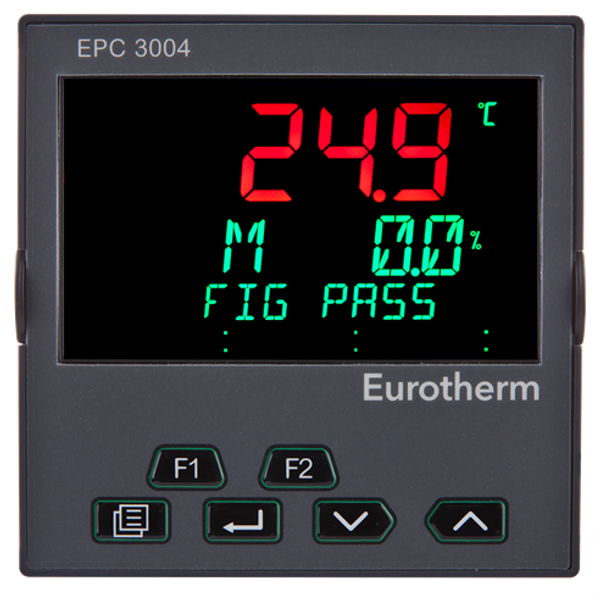 EPC3004 Eurotherm 1/4 din controller