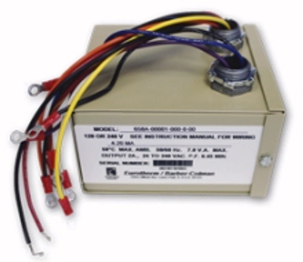 658A converter for EA actuator