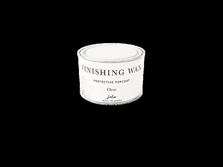 Jolie Finishing Wax | 16.9 fl oz | Clear