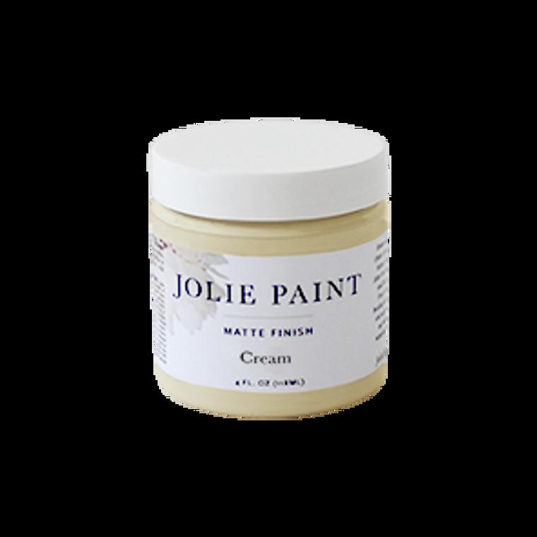 Jolie Paint | 4 oz Sample | Cream