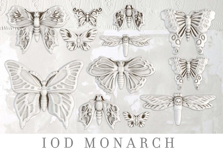 """IOD Decor Moulds™ """"Monarch"""""""