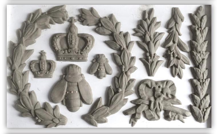 IOD Decor Moulds™ Laurel 6x10