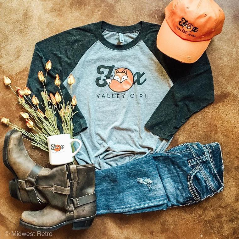 Fox Valley Girl Baseball T-Shirt