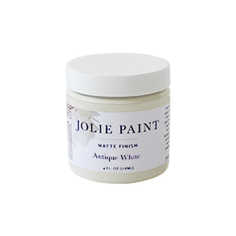 Jolie Paint | 4 oz Sample | Antique White