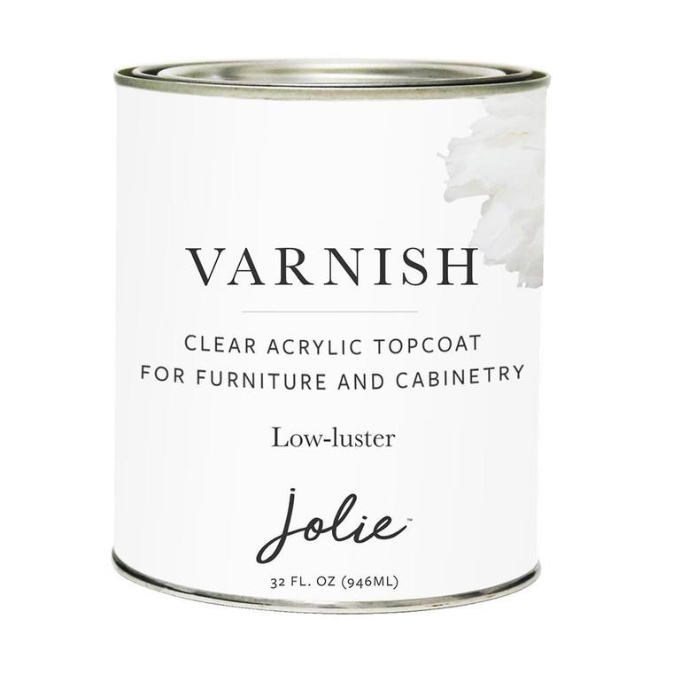 Jolie | Quart | Low-Luster Varnish