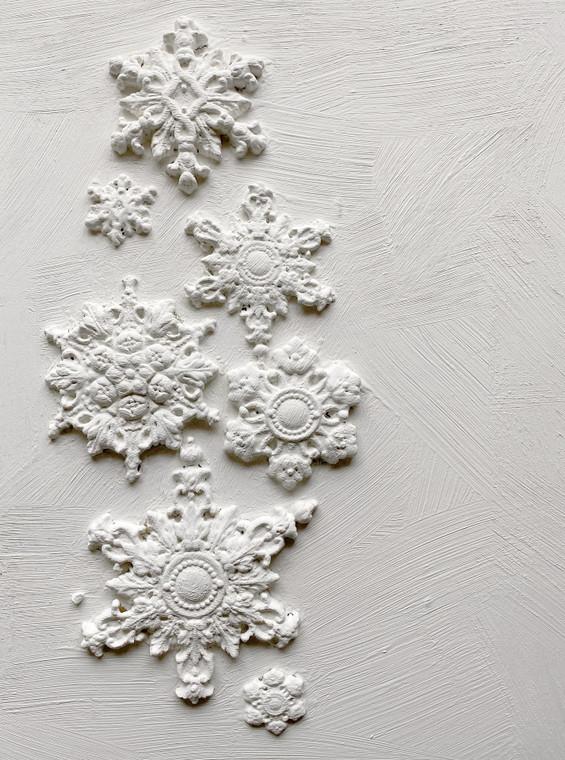 IOD Decor Moulds™ Snowflakes