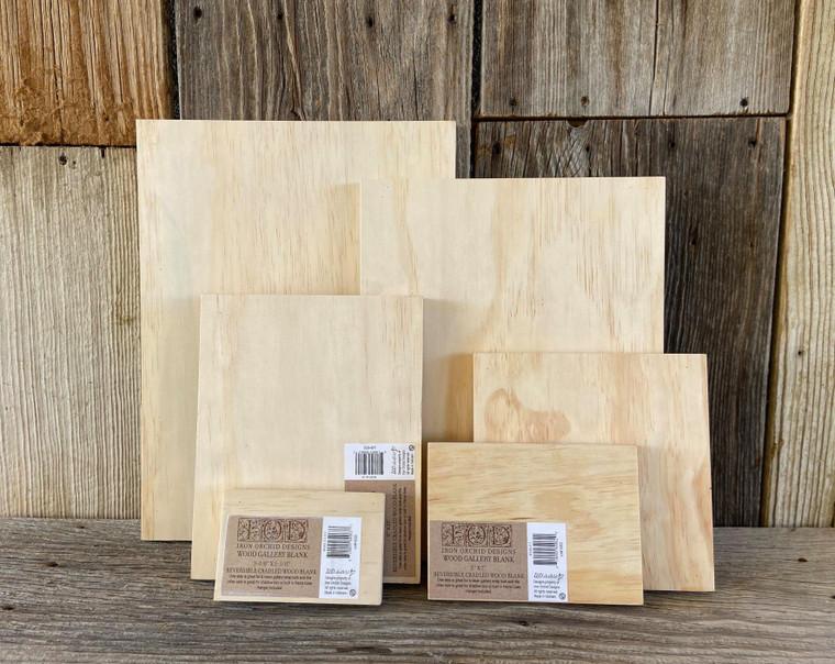IOD Wood Gallery Blank