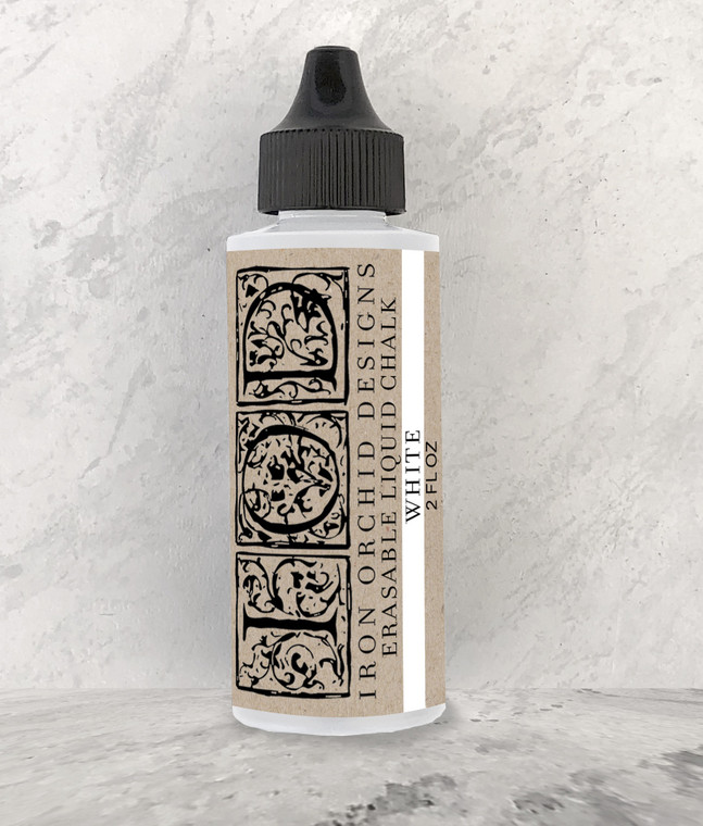 Iron Orchid Designs Erasable Liquid Chalk