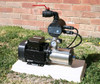 Grundfos CMB 5-6 Single Phase Automatic Pressure Pump, PM2 Controller with stainless steel pump end and run-dry protection. 82 L/Min @ 450 kPa. (1.3 kW)
