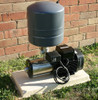 Grundfos CM 5-8 PS Version Single Phase Automatic Pressure Pump with stainless steel pump end, pressure switch and 18L pressure tank. 82 L/Min @ 600 kPa. (1.3 kW)