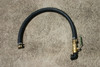 Pump discharge hose kit - 1m of Flexible pressure hose and fittings