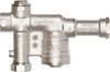 "Australian Made AcquaSaver automatic town mains to pump changeover valve in 1""."
