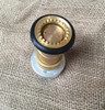 25mm  Brass  Heavy Duty Nozzle with Storz inlet