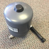 Pressure accunulator tank stand fitted with 8 litre pressure tank