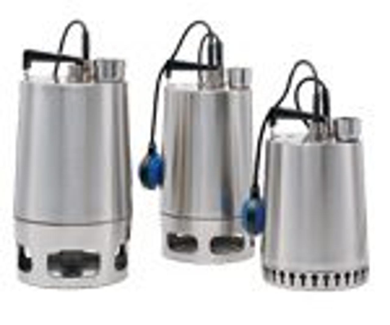 Grundfos Unilift AP12-40-06-A1 Automatic Submersible Drainage & Sump Pump