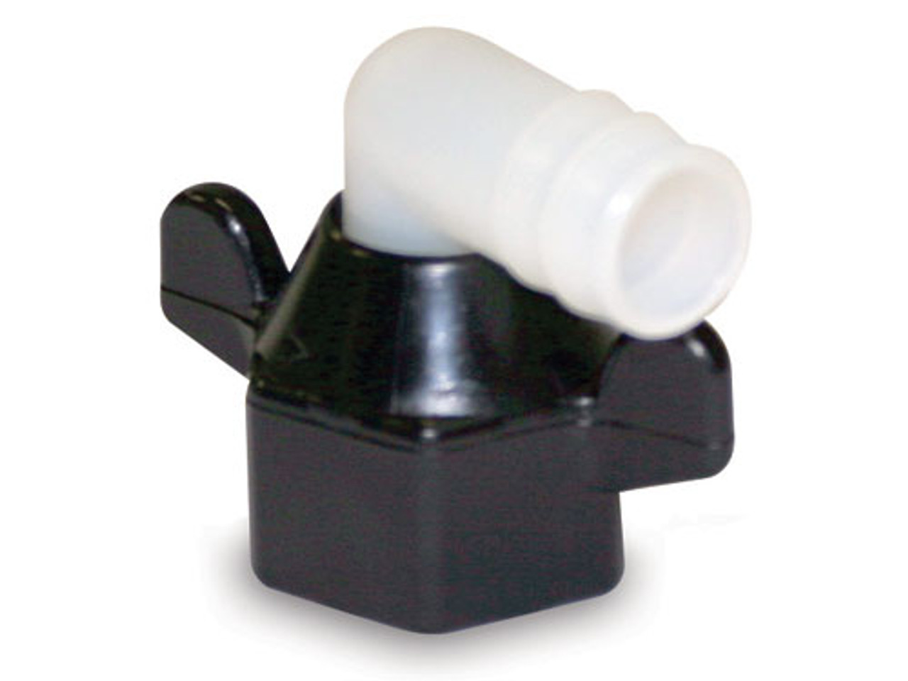 """Adaptor, 1/2"""" x 12mm or 19mm elbow"""