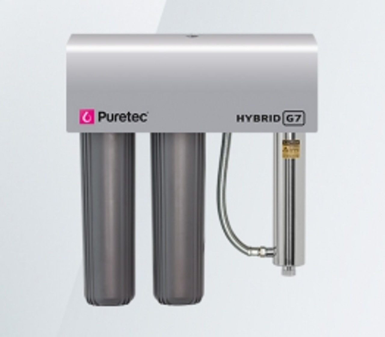 Puretec Hybrid G7 high flow whole house UV water treatment system