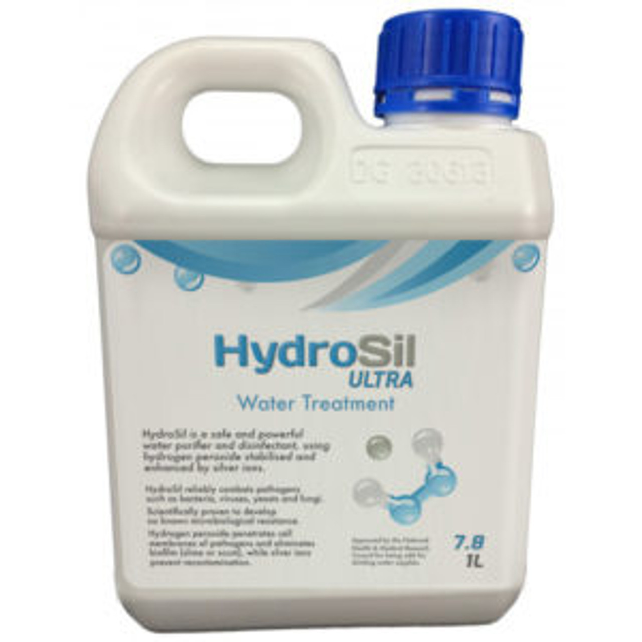 HydroSil Ultra 7.8% Australian Made water sanitizer