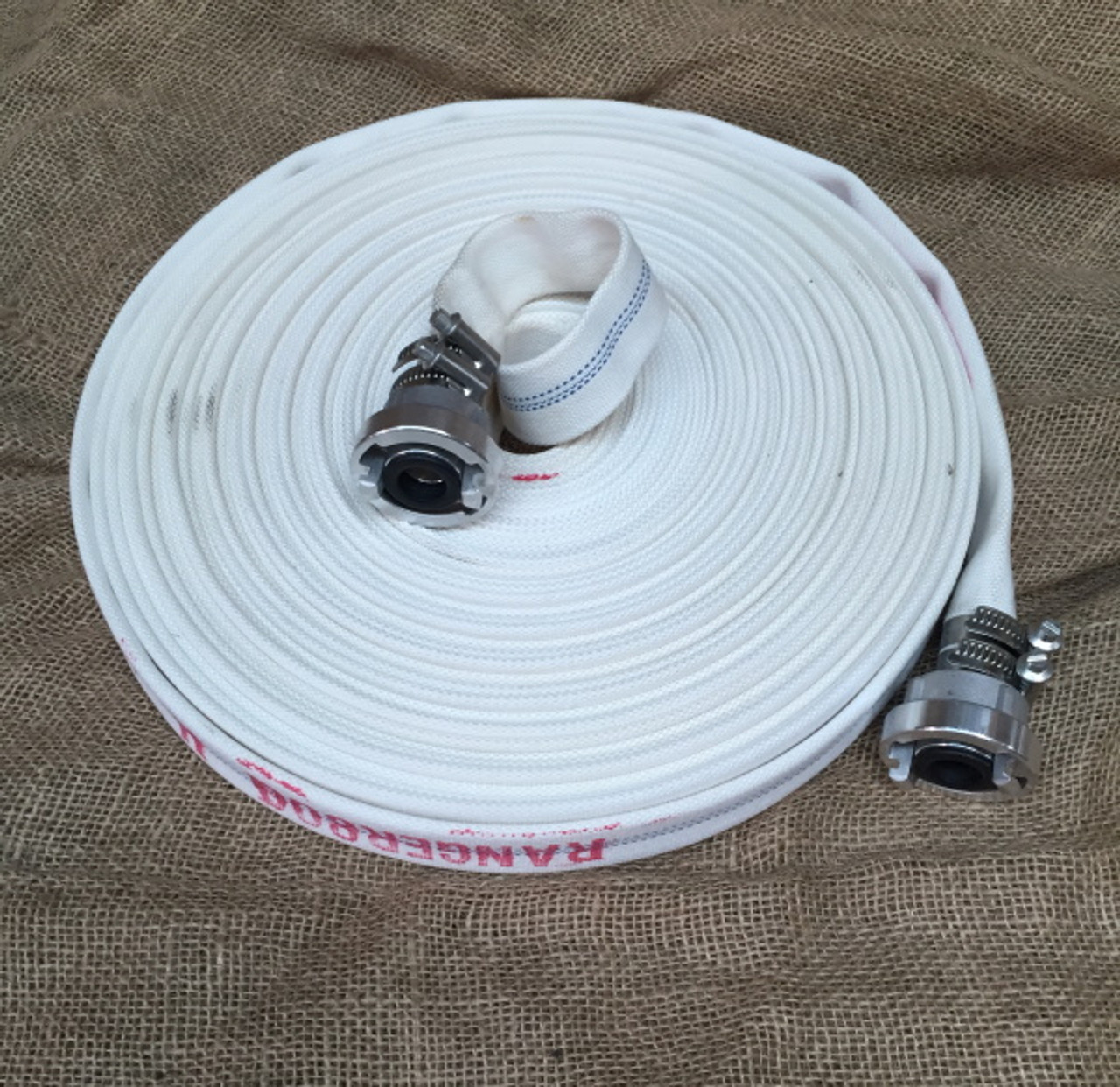 25mm Percolating fire hose x 30m with Storz fittings