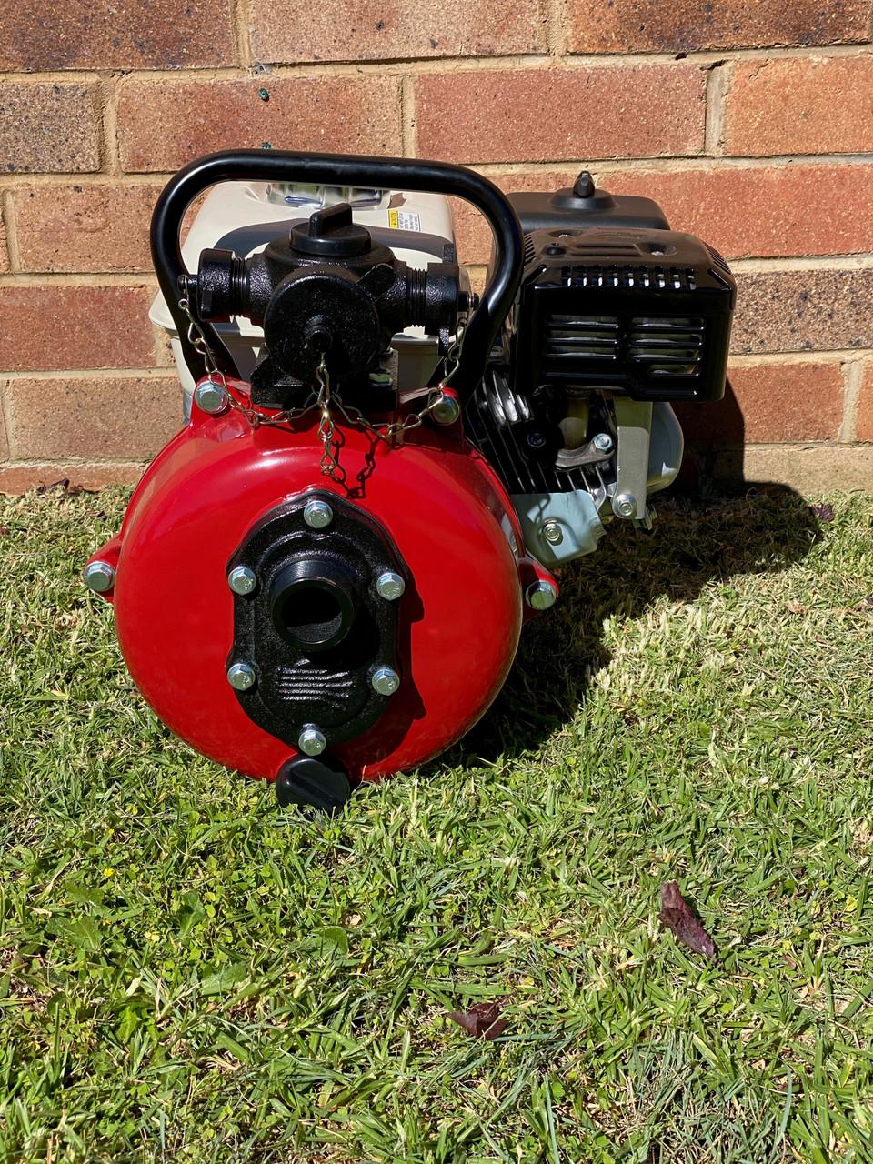 Fire Pump, Ward 6.5 HP Honda Single Impeller fire fighting pump
