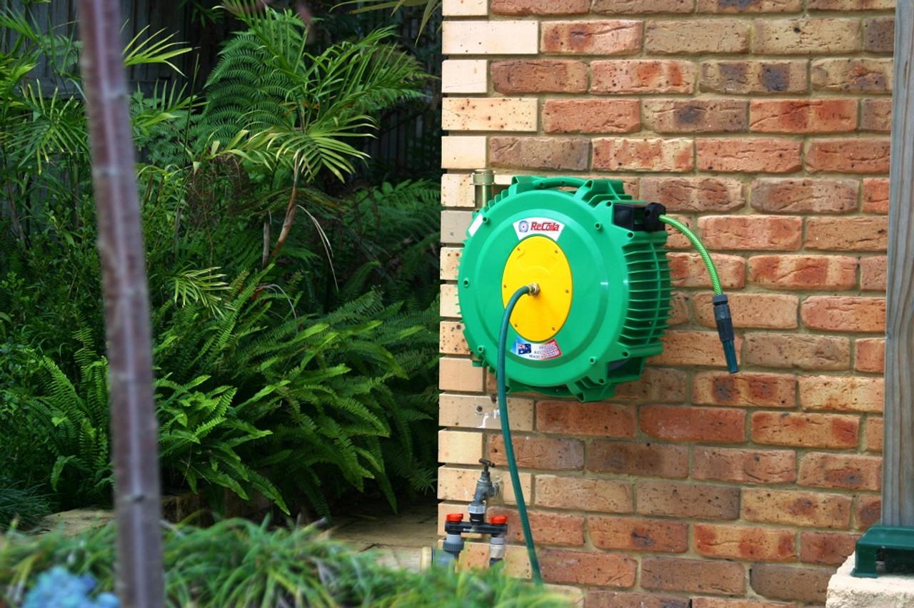 Recoila Garden Retractable Hose Reel