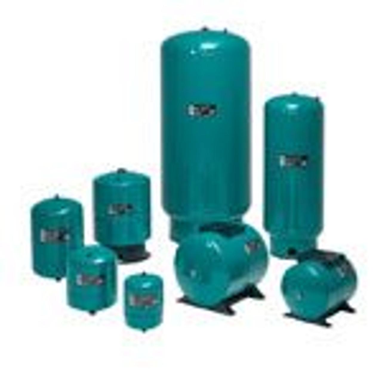 """Grundfos 18 Litre """"High Pressure"""" Steel Pressure Tank with 5-year warranty"""