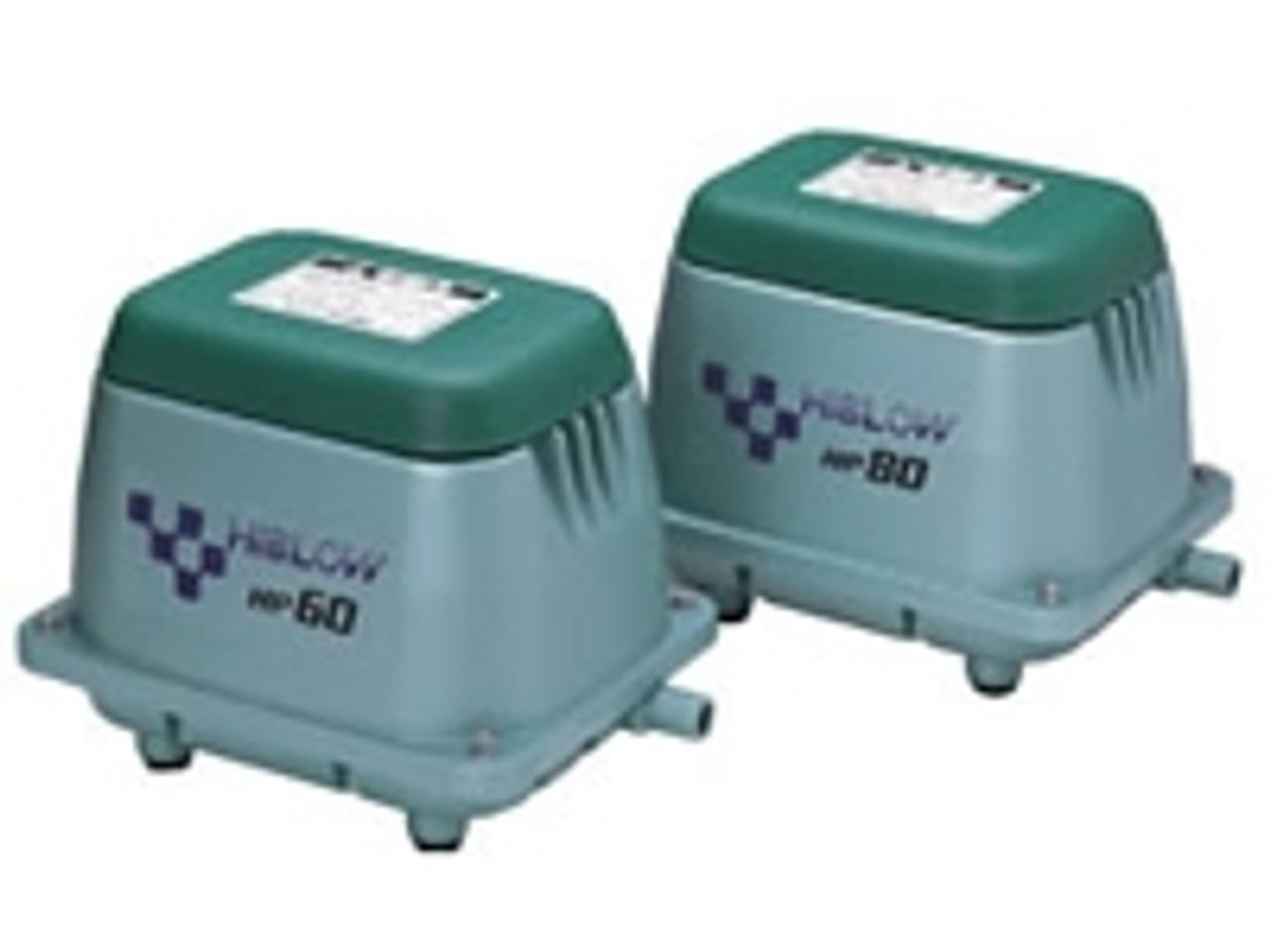 HP80 Hi-Blow Techno Takatsuki Air Pump for Water Treatment Units