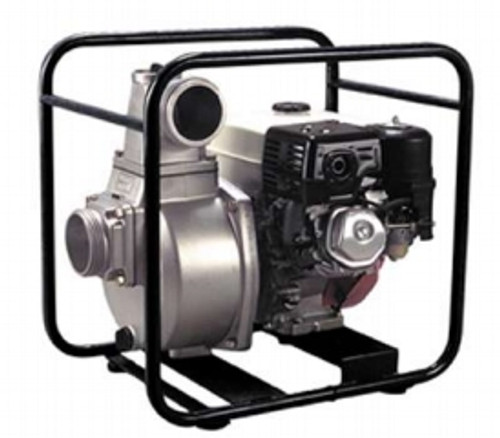 "SEH100X 4"" Heavy Duty Transfer Pump with Honda GX240 Engine & Koshin (Japan) Pump End"