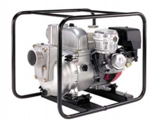 "KTH100X 4"" Heavy Duty Trash Pump with Honda 11 hp GX340 Engine & Koshin (Japan) Pump End"