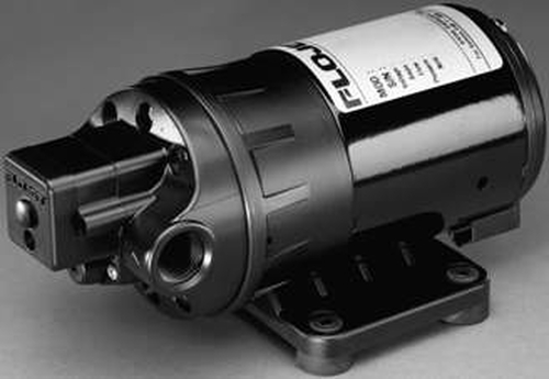 D3131-B5011 Flojet Automatic 12v DC Duplex 2 Pump (Buna/Buna) 6.1 L/Min Max