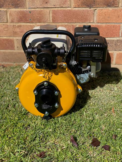 Fire Pump, Ward 6.5 HP Honda GX200 Twin Impeller fire fighting pump