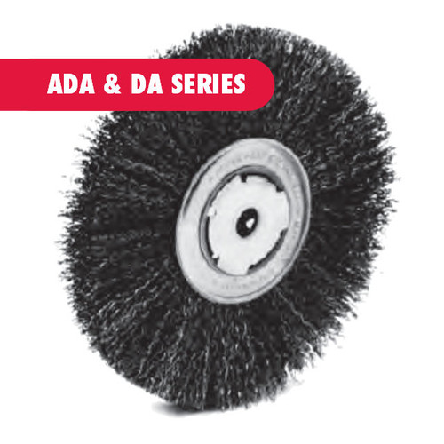 Wire Wheel Brush ADA-8
