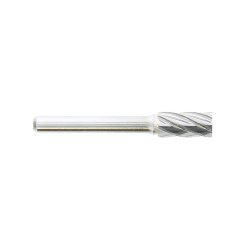 """3/8"""" X 1"""" Diameter Cylinder Flat End Rotary Files for Aluminum - AL-33"""