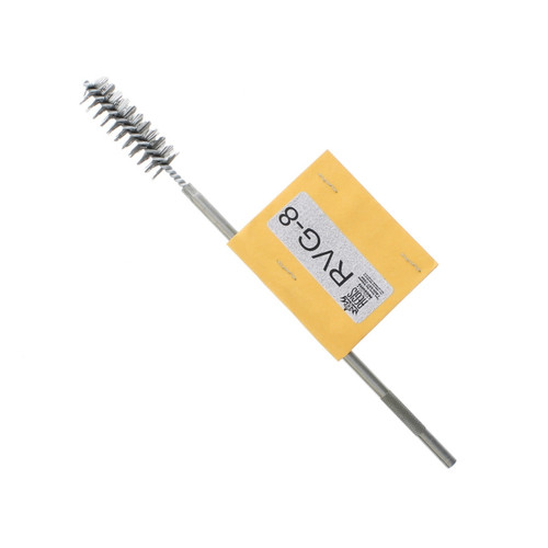"""3/4"""" Dia. Steel Power Valve Guide Brush - RVG-8 by Regis Manufacturing"""
