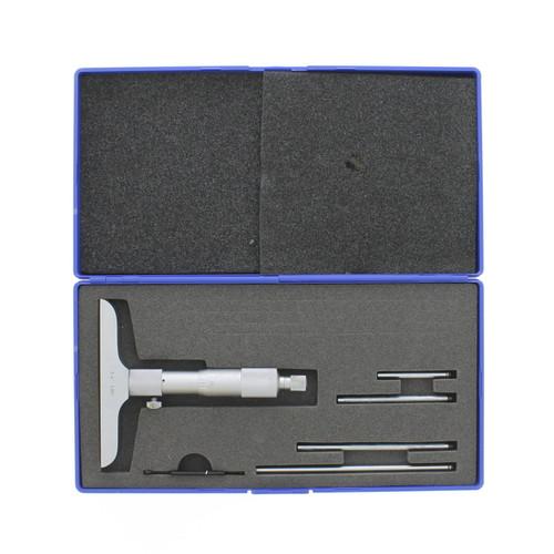 "Depth Micrometer 0 - 4"" Range - M-47DM"