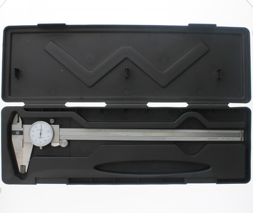"Precision Dial Calipers 0-12"" Range - M-75DC"