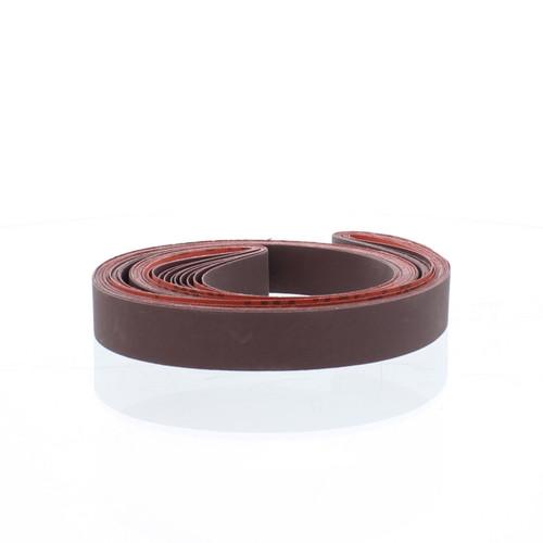 "1"" x 115"" - 240 Grit - Aluminum Oxide Belts - FI-91"