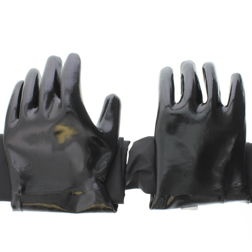 Large Glass Bead Gloves - KG-KW - Pair