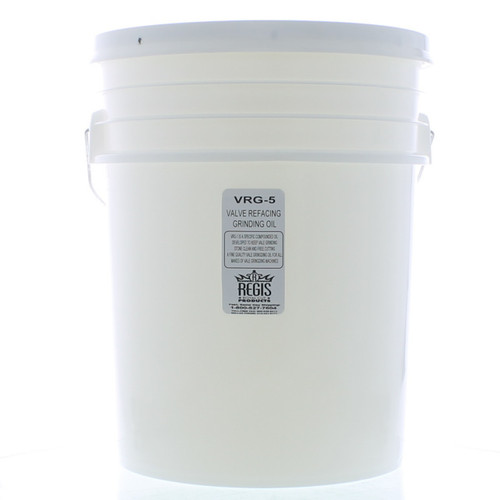 Valve Refacing Oil 5 Gallons - VRG-5