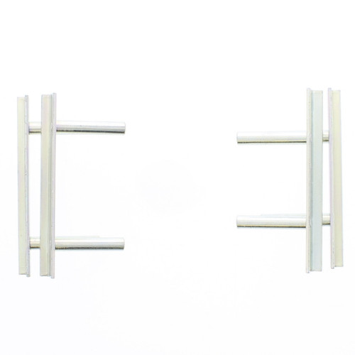 "Stone & Wiper Set, Rack Set, 3.00"" - 4.25"" - RSI-15540"