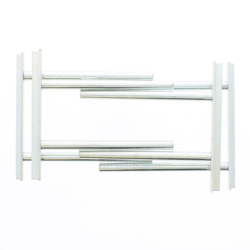 "Stone & Wiper Set, Rack Set, 6.125"" - 10.25"" - RSI-15560"