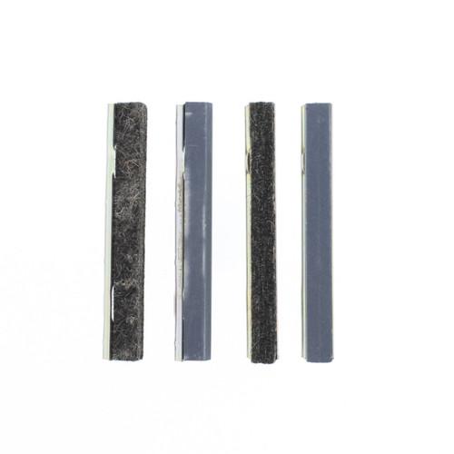 "Stone & Wiper Set, Stone Set, 500-grit, 3.00"" - 10.25"" - RSI-15990"