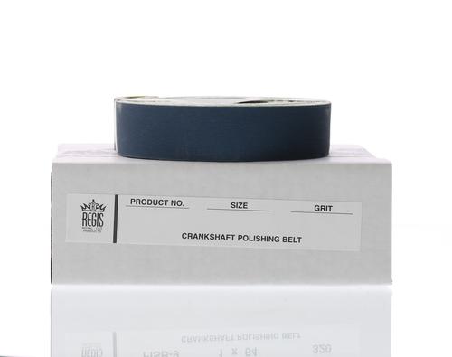 "Sky-Blue Backed Polishing Belt, 1"" x 64"" 320 grit - FISB-9"