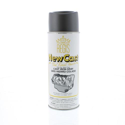 Cast Iron Gray Engine Paint - NEW-CAST