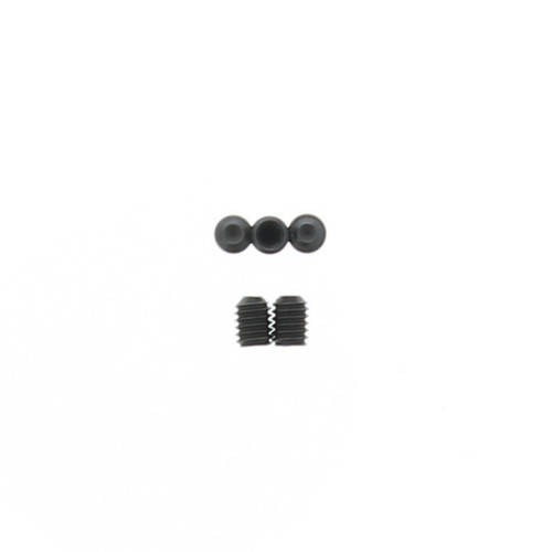 Replacement Screws For NWN Ball Head Base (5) - metric - R3-4X5MM