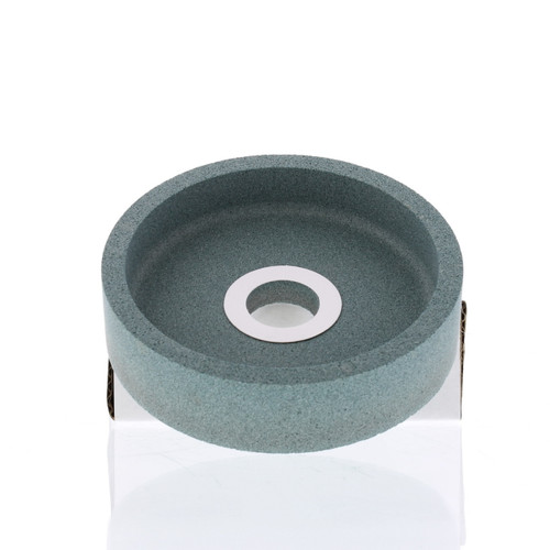 "6"" x 1-1/2"" x 1-1/4"" Cup Wheel Green Silicone Carbide Grinding Wheels - K-902"