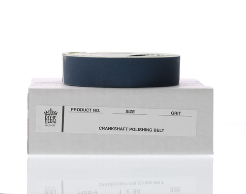 "Sky-Blue Backed Polishing Belt, 1"" x 64"" 400 grit - FISB-60"